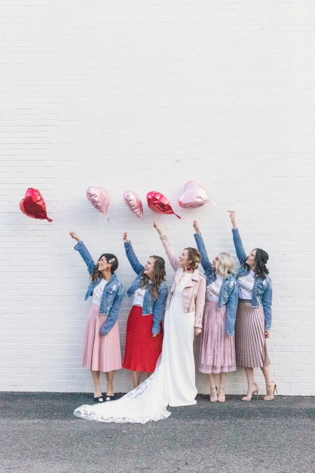 Galentine's Shoot - Photos by Molly M-222