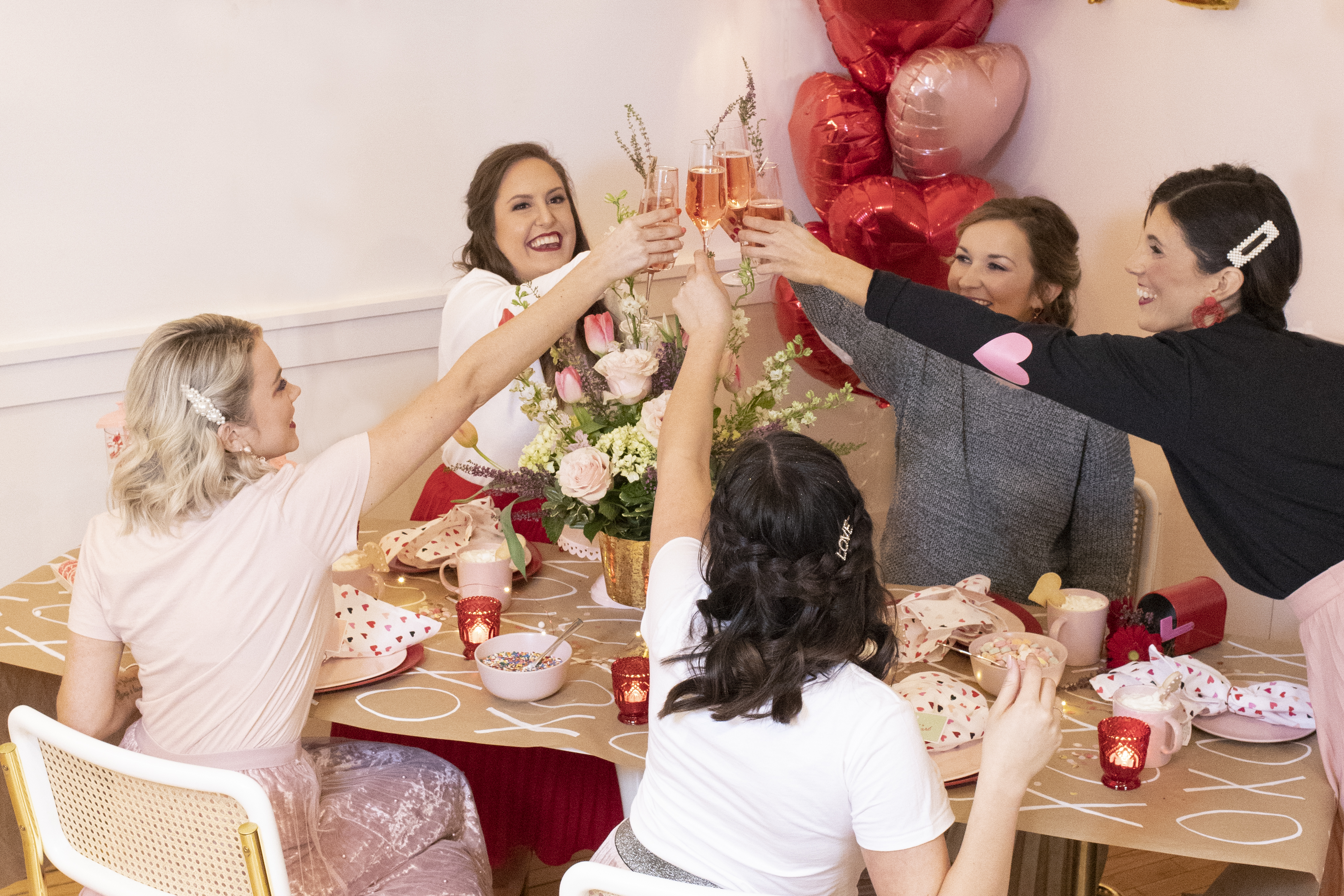 Galentine's Shoot - Photos by Molly M-261