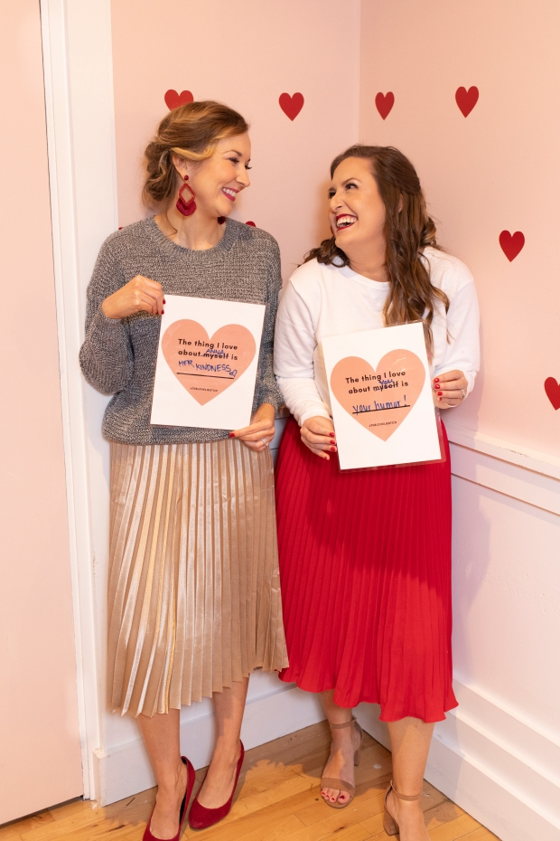 Galentine's Shoot - Photos by Molly M-289